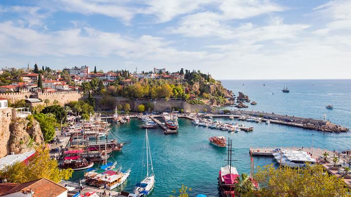 Antalya Doğal Güzellikleri