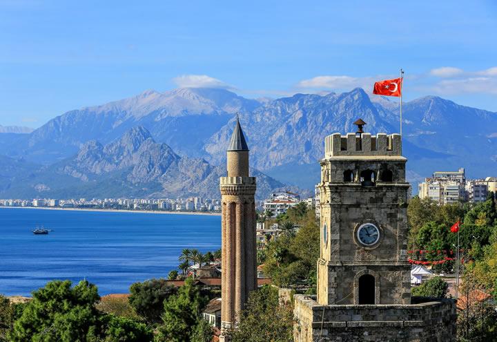 Karış Karış Antalya: Antalya'da Gezilmesi Görülmesi Gereken Yerler