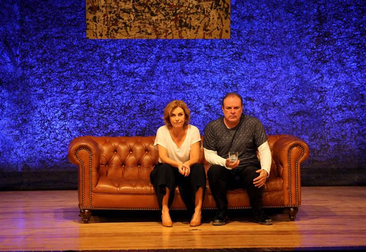 Zuhal Olcay ve Burak Sergen, Aşk Halleri Tiyatro oyunu ile Mall of Antalya'da!