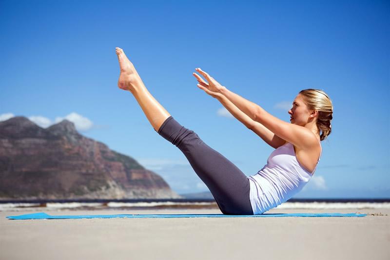 Pilates ve Yoga Taytı