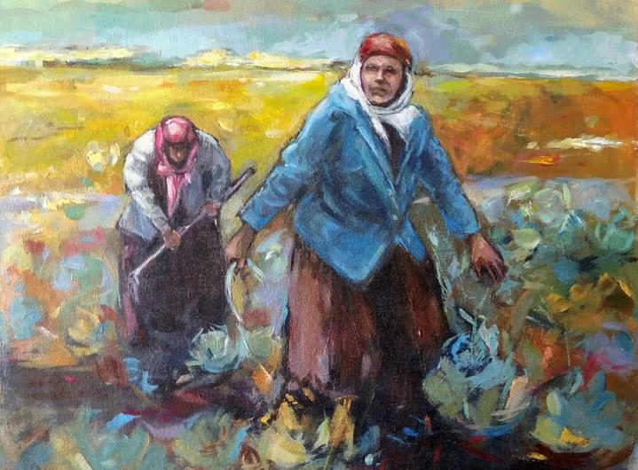 Zeynep Çetinkaya Anadolu Resimleri