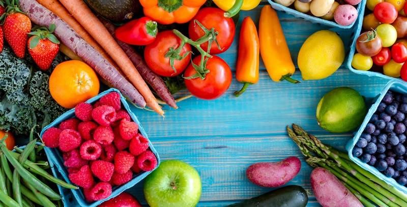 Sebze ve Meyve Tüketin
