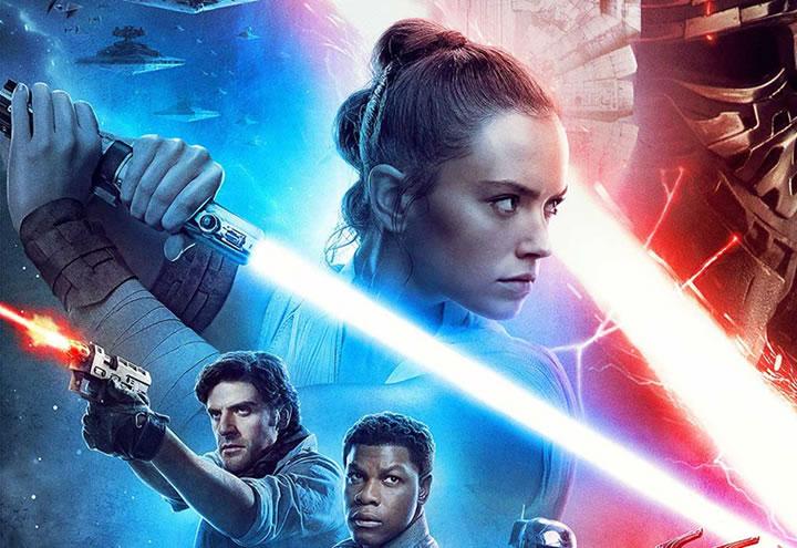Star Wars, Skywalker'ın Yükselişi Filmi ile Vizyonda!