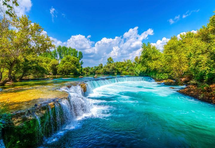 Mutlaka Görülmesi Gereken Antalya Şelaleleri