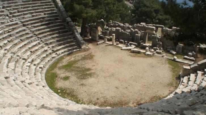 Arikanda Antik Kenti