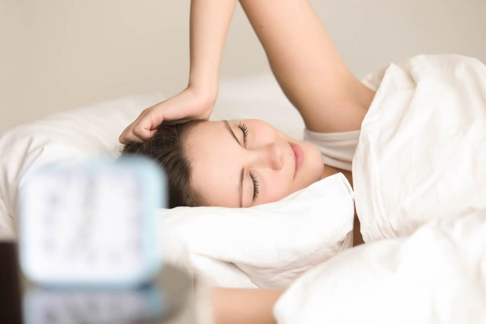 Yeterli ve Düzenli Uyku