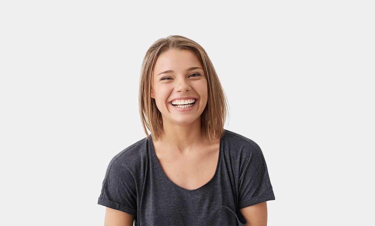 Gülümseyin