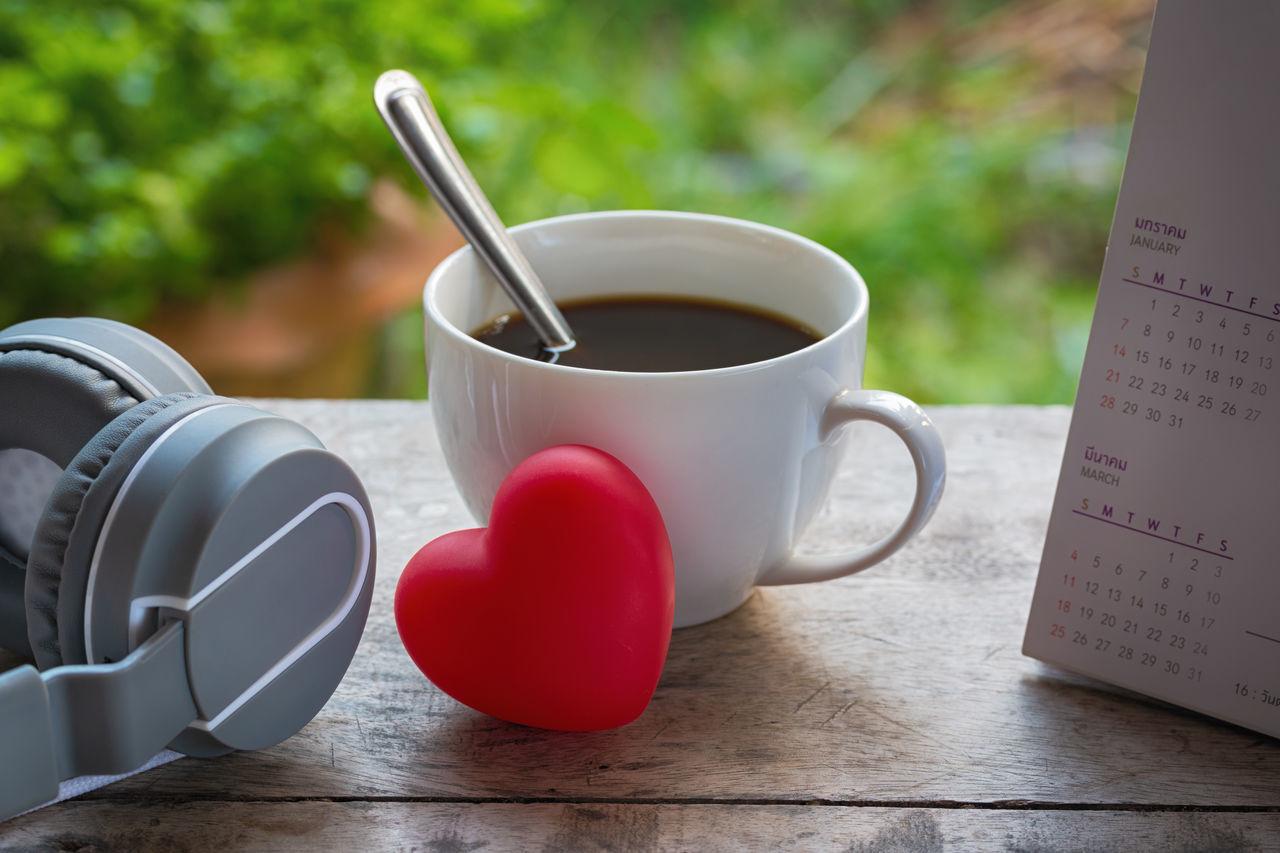 Kahve Kalbe İyi Gelir