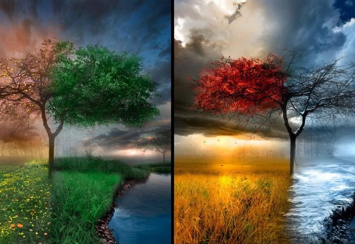 Antalya'da Dört Mevsim