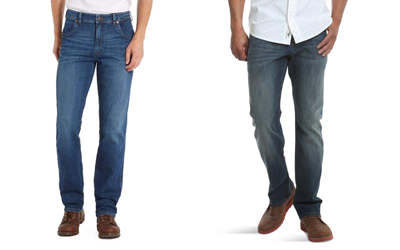 Lee Wrangler jeans