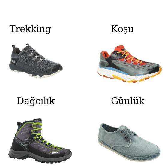 Outdoor Ayakkabılar