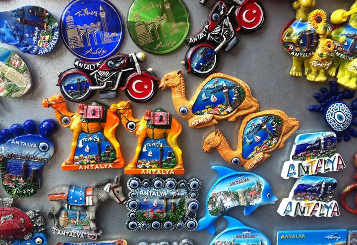 Antalya Hatırası Hediyeler: Antalya Severlerin Tercih Ettiği 5 Hediyelik