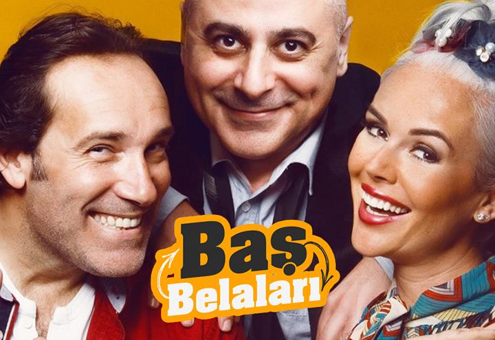 Tam Tadında Romantik Komedi: Baş Belaları Tiyatro Oyunu Mall of Antalya Gösteri Merkezi'nde!