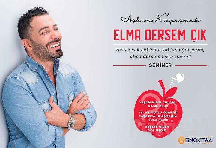 Aşkım Kapışmak Mall of Antalya Gösteri Merkezi'nde!