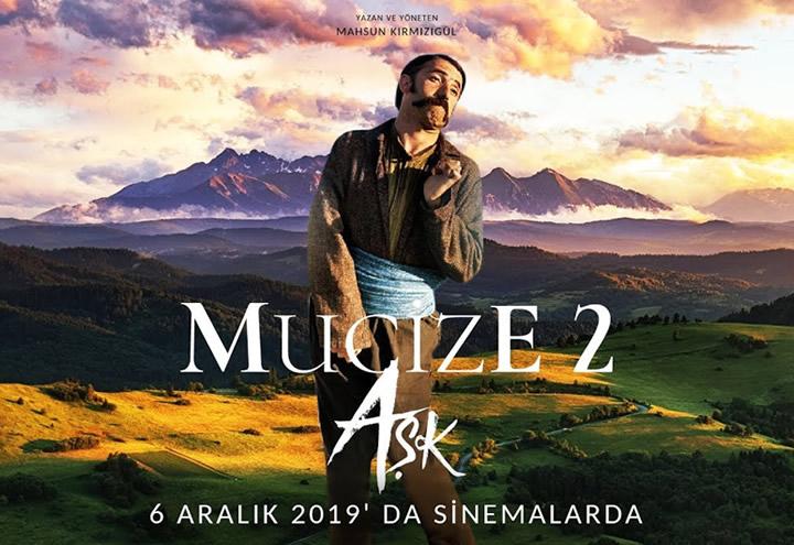 Mucize 2 Aşk Filminin Galası 18 Aralık 2019'da Mall of Antalya Gösteri Merkezi'nde!