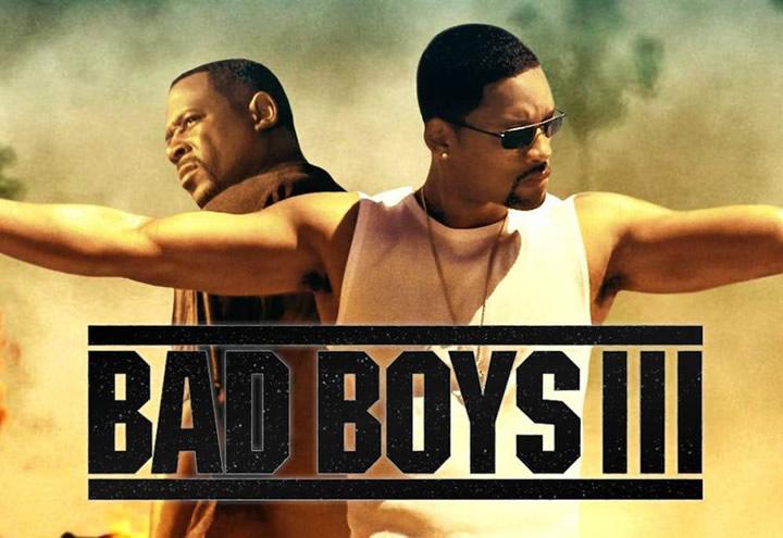 """Bad Boys Serisinin 3. Filmi """"Her Zaman Çılgın"""" Vizyonda!"""