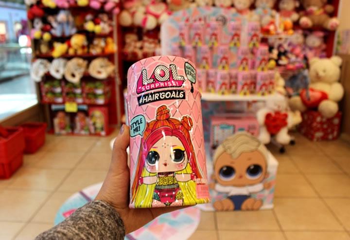 L.O.L Bebek Trendini Mall Of Antalya Toyzz Shop'da Yakala!