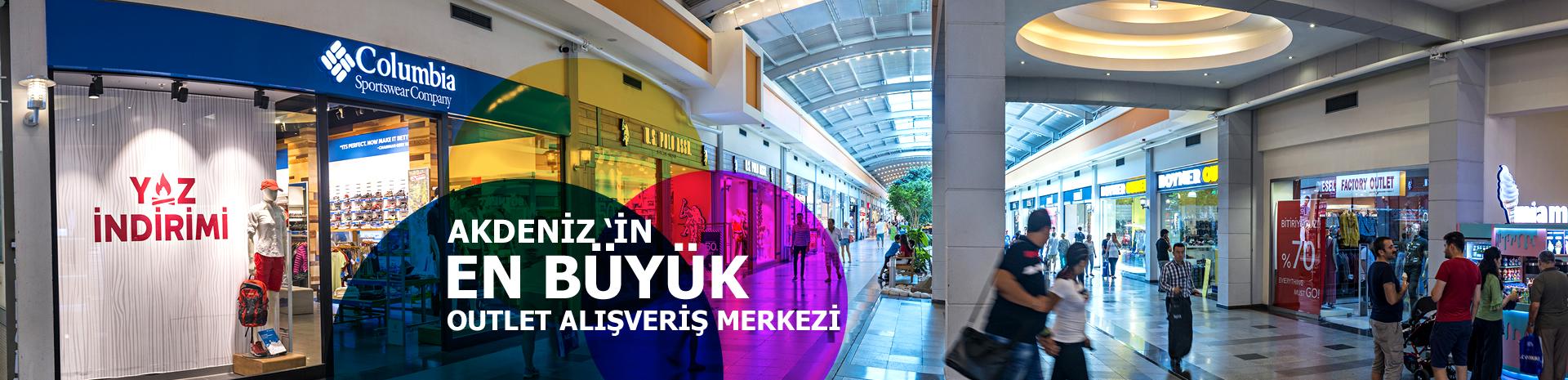 Antalya Outlet Alışveriş Merkezi