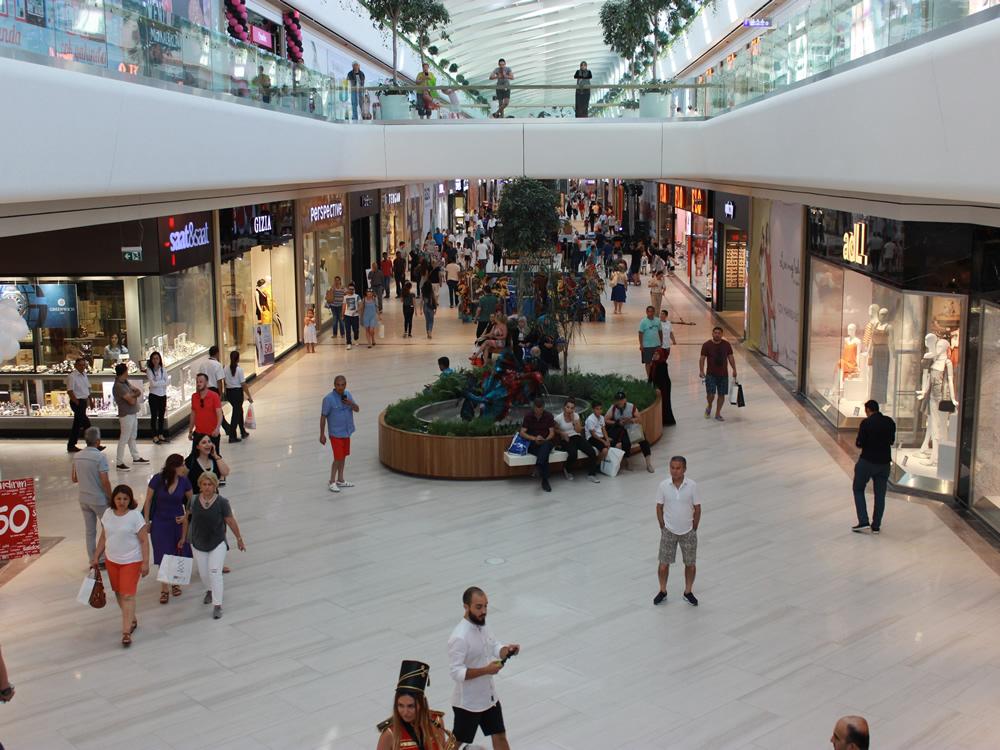 Mall Of Antalya Efsane indirim günlerinden kareler
