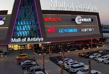 MALL OF ANTALYA - DEEPO OUTLET CENTER SAĞLIKLI ALIŞVERİŞ TEDBİRLERİ
