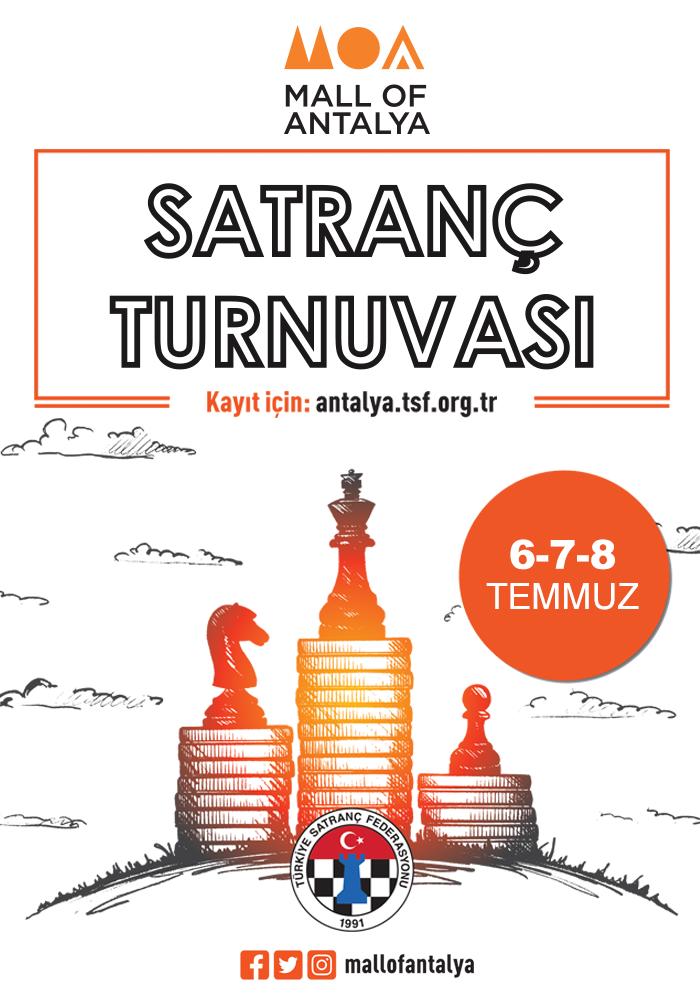 Mall of Antalya Satranç Turnuvası