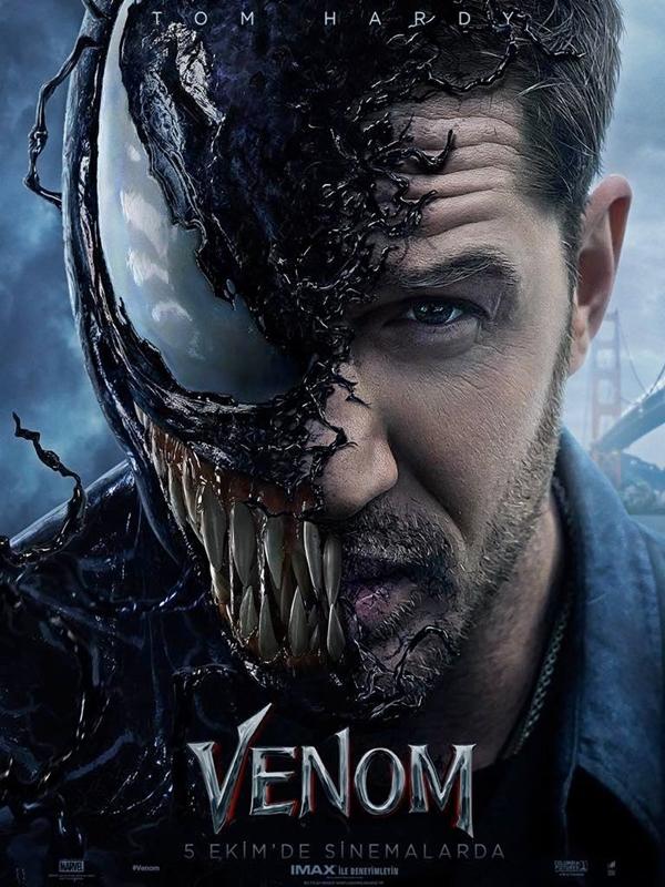 Venom: Zehirli Öfke