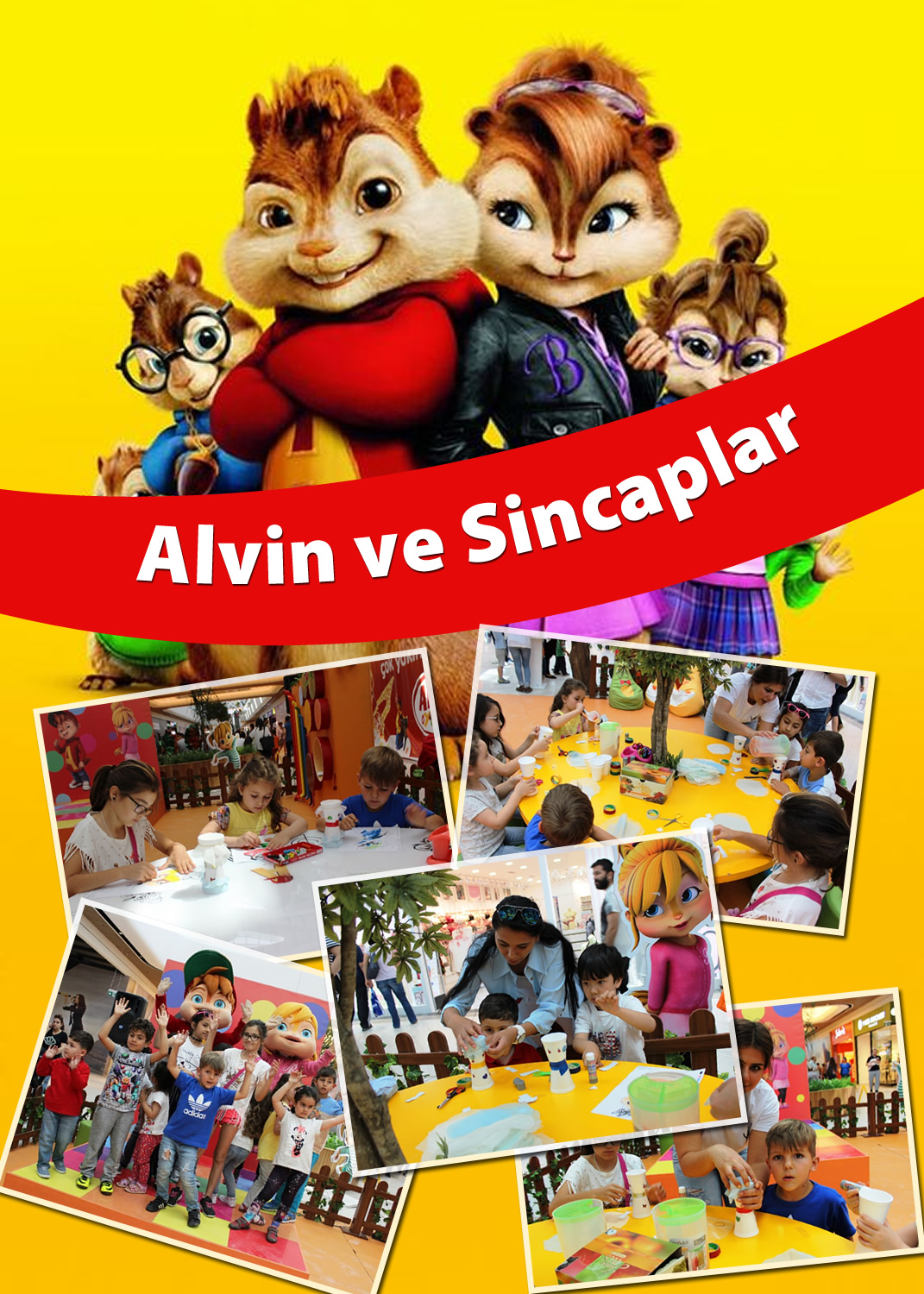 Alvin ve Sincaplar2