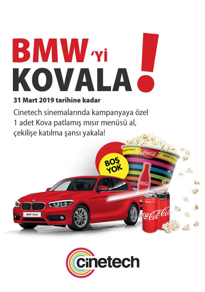 BMW'yi KOVALA