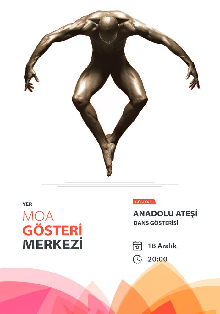 İstanbul Dreams: Anadolu Ateşi'nin Yepyeni Gösterisi Mall of Antalya Gösteri Merkezi'nde!